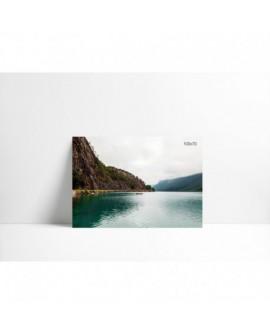 Cuadro en lienzo P002 Lago Tranquilo