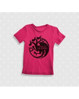 Hija de dragones