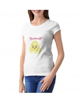 Camiseta Peineticono Smile Personalizada Corte Entallado