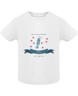 Camiseta Primeres Falles Personalizada Bebé