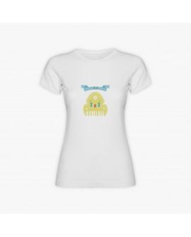 Camiseta Peineticono Cry Personalizada Infantil