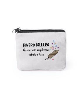 Monedero Dinero Fallero