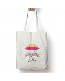 Tote Bag No Ens F@llen