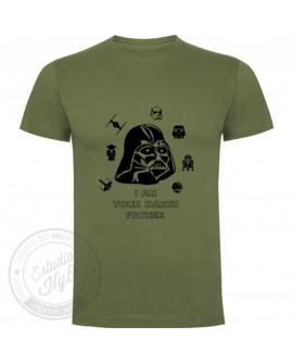 Camiseta Darth Father