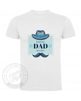 Camiseta Best Dad Ever