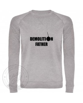 Sudadera Demolition Father