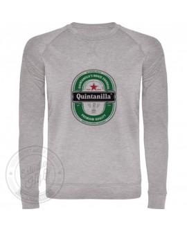 Sudadera Etiqueta Cerveza Personalizada