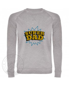 Sudadera Super Dad