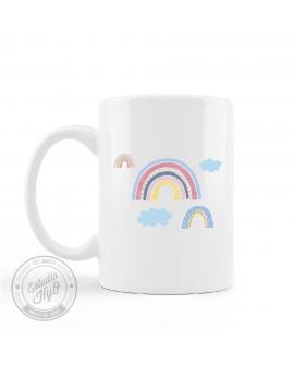Taza Plástico Own Rainbow