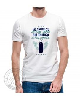 Camiseta Sin Sacrificio Corte Recto
