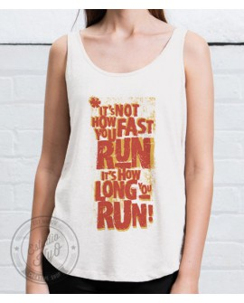 Camiseta Tirantes Long Run