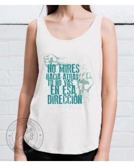 Camiseta Tirantes Dirección