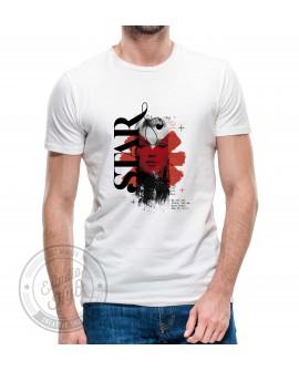 Camiseta Marilyn Corte Recto