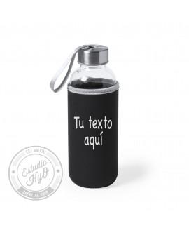Botella Con Funda Personalizada