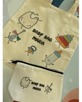 Pack BabyBag Personalizado
