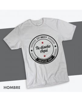 Camiseta Corte Recto Personalizada HYO
