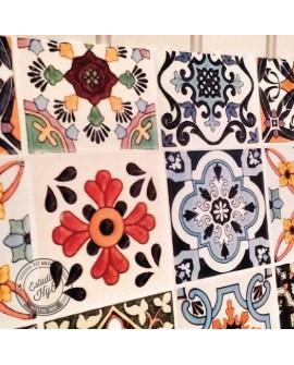 Cabecero RO007 Mosaico Multicolor
