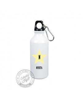 Botella Aluminio Estrella Personalizada