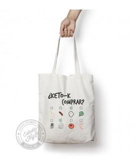 Tote Bag Keto-K