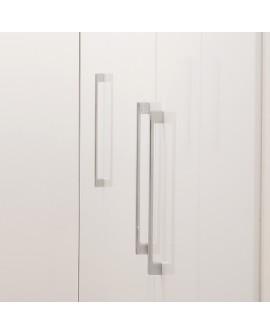 Vinilo Texturizado Lacado Blanco J4